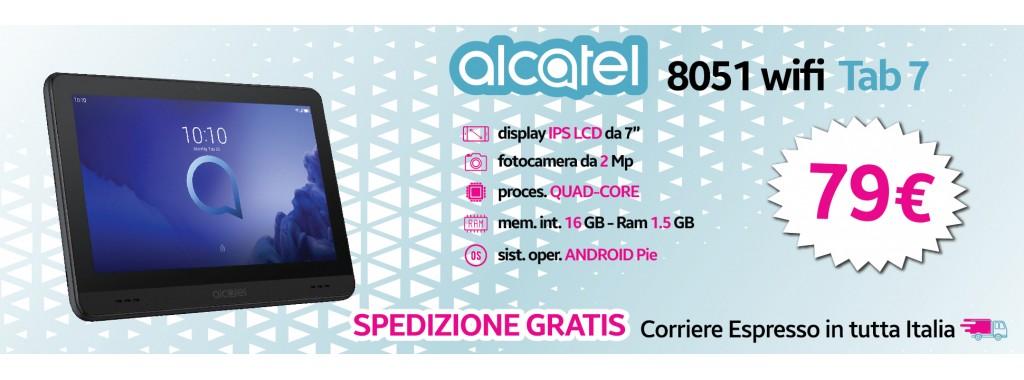 Alcatel smart tab