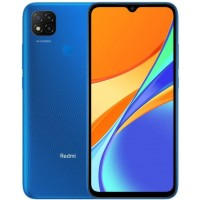 XIAOMI REDMI 9C 3+64GB BLUE ITALIA