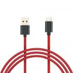 XIAOMI CAVO USB TYPE-C 1MT RED